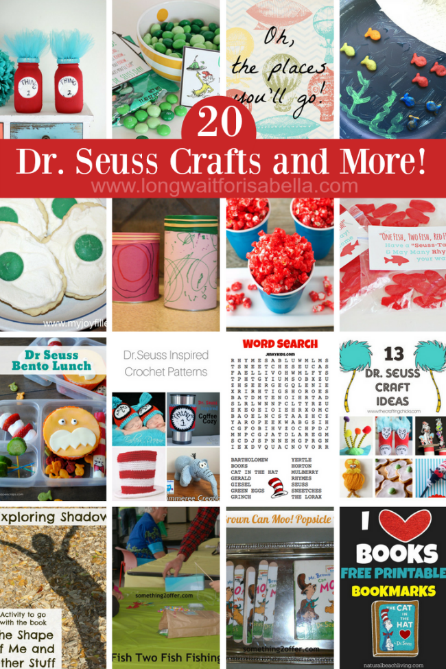 Dr. Seuss on Netflix Plus Crafts, Food Ideas and More!