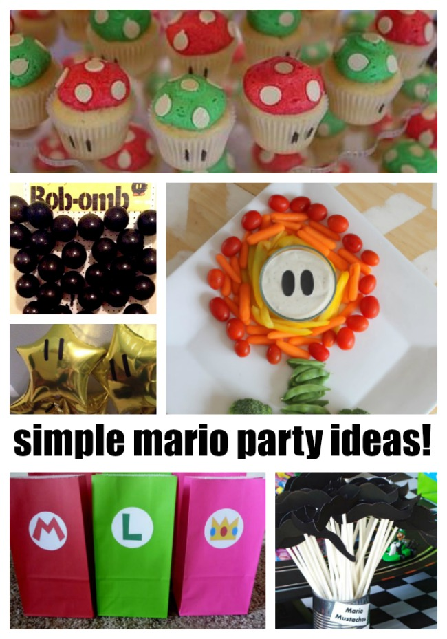 Mario Party Star Rush: Simple Mario Party Ideas
