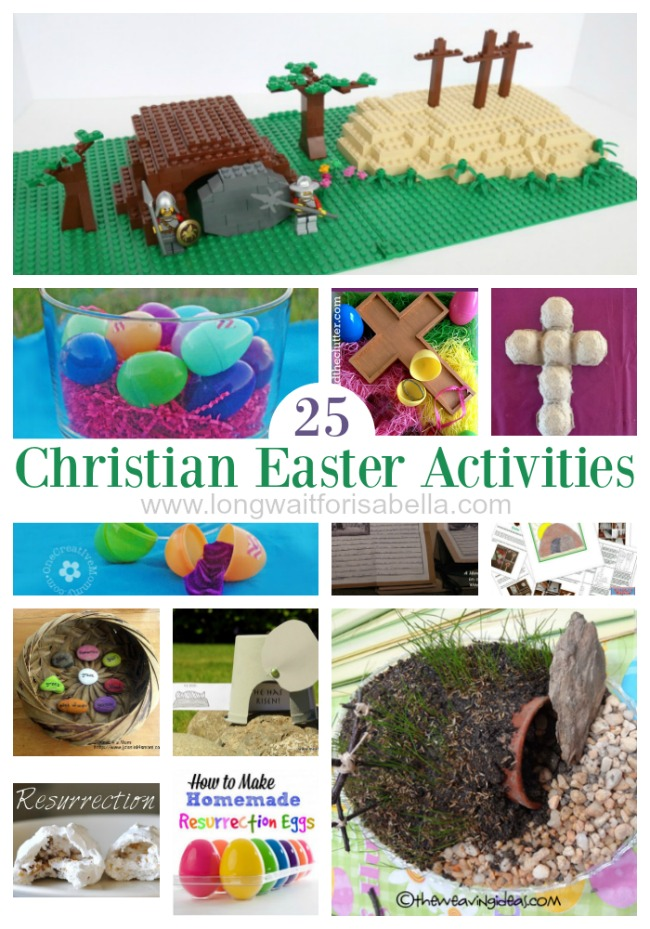 Christian Easter Activities for the Whole Family to Enjoy!