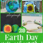 Earth Day Activities and Crafts to Try with the Kids!