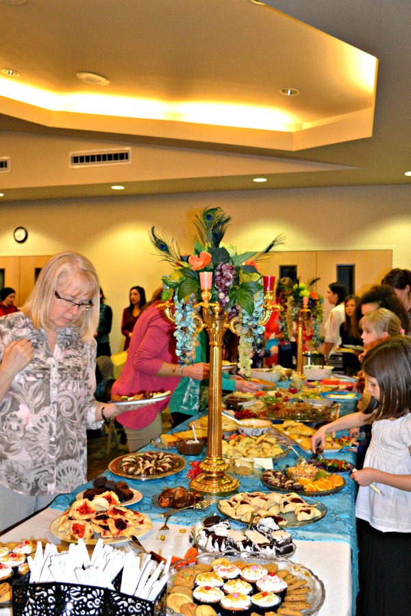 We Had So Much Food Delicious Rich Royal Party Foods That Everyone Loved Trying New Was Also Fun Hamantashen And Kreplach Both With Their