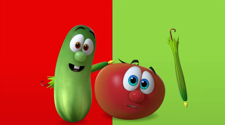 We're Excited for the new VeggieTales in the City! (On Netflix!)