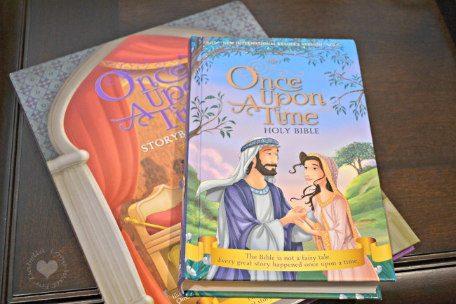 The Bible For Kids Once Upon A Time Storybook Bible
