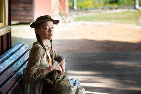 Netflix Anne of Green Gables