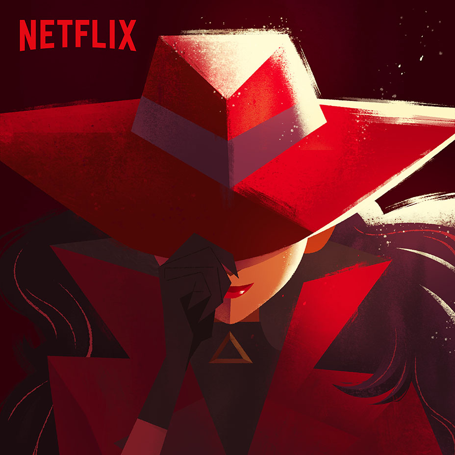 New Carmen Sandiego Animated Series Coming to Netflix in 2019!