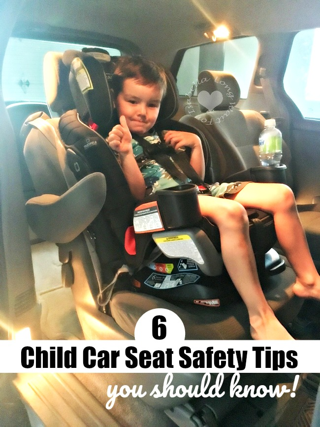 Child Car Seat Safety – What You Should Know