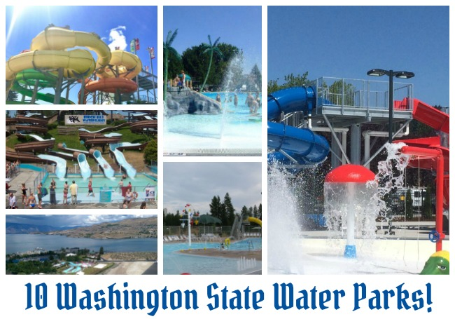 10 Water Parks in Washington State to Visit This Season