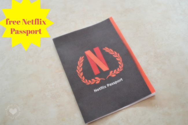 Netflix Passport for Adventure and Travel: Print Yours Today for FREE!