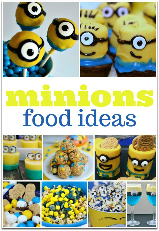 minions food ideas