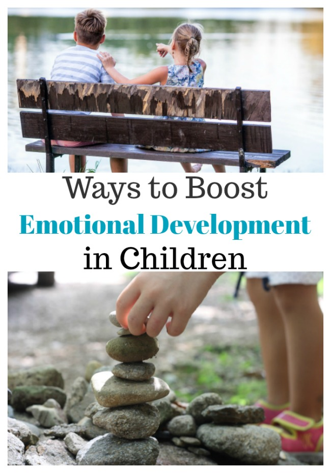 Emotional Development in Children