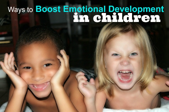4 Ways to Boost Emotional Development in Children