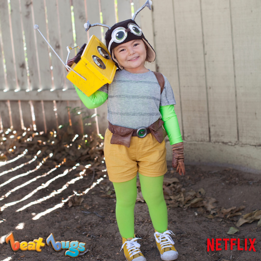 Free printable beat bugs netflix coloring book for the kids - Diy shows on netflix ...