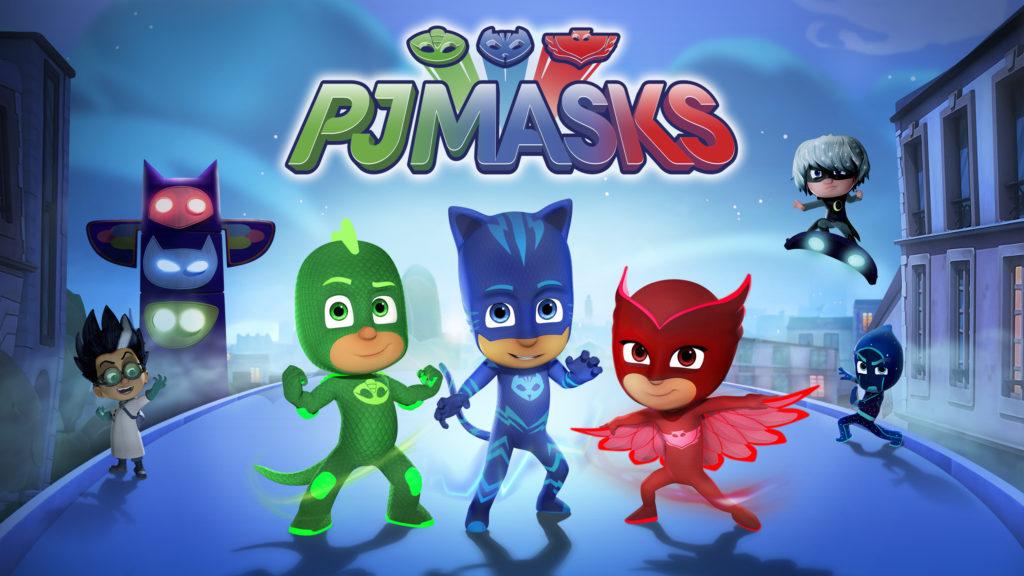 Stream PJ Masks Episodes Now on Netflix!