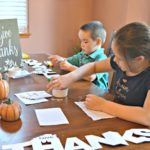 Easy Ways to Teach Your Kids to Be Thankful