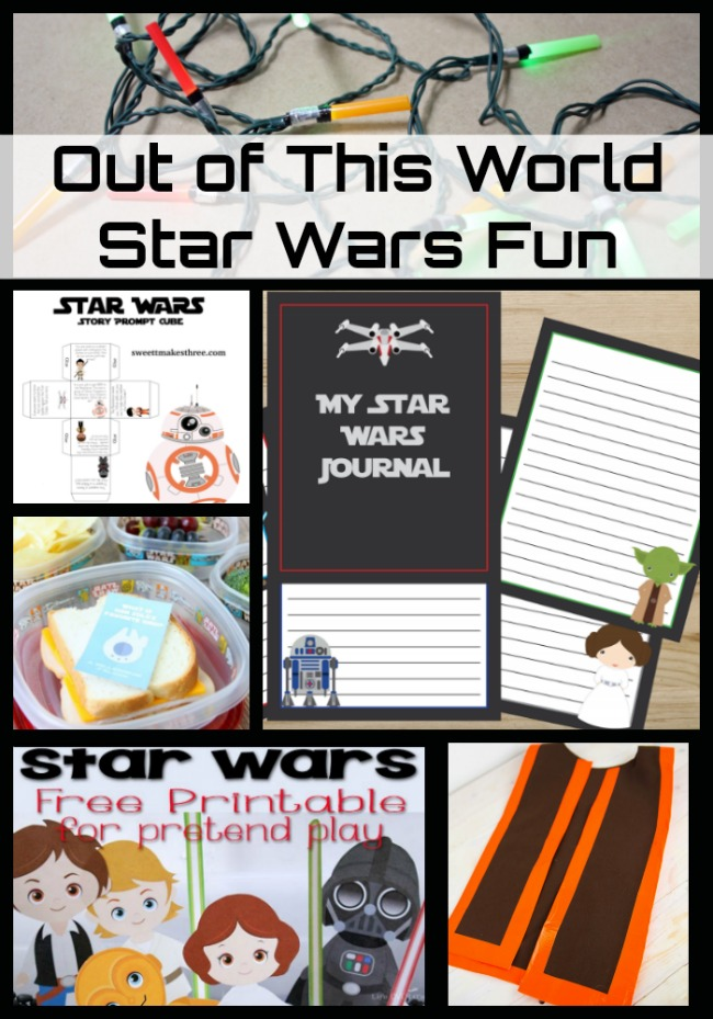 Out of This World Star Wars Online Fun for Kids