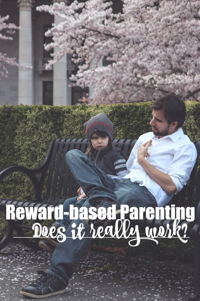 Reward Based Parenting, Does It Really Work