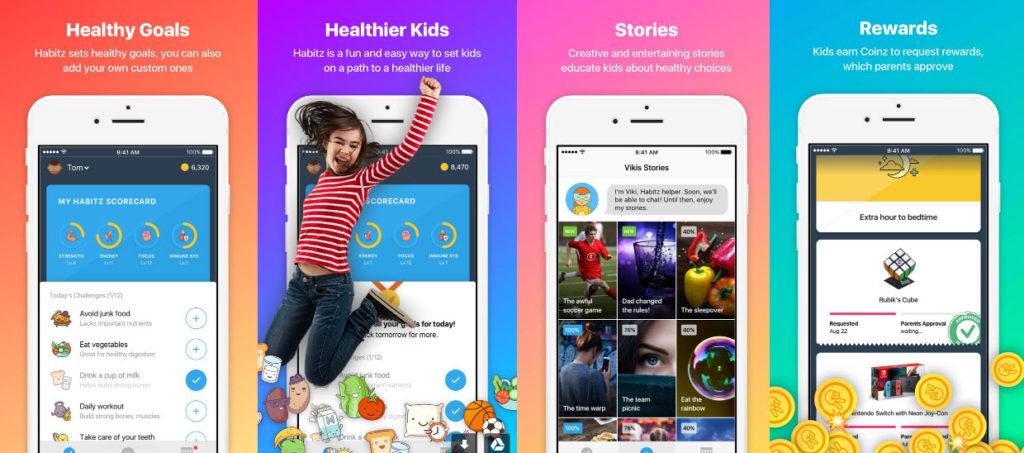 Habitz Parenting App