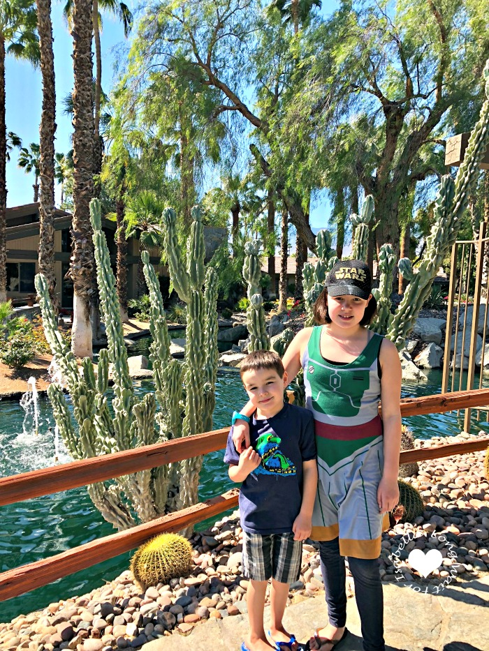 Fun Family Time in Palm Desert California!