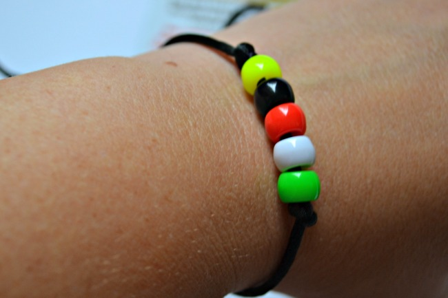 Wordless Bracelet Kit for Kids: Salvation Bracelets