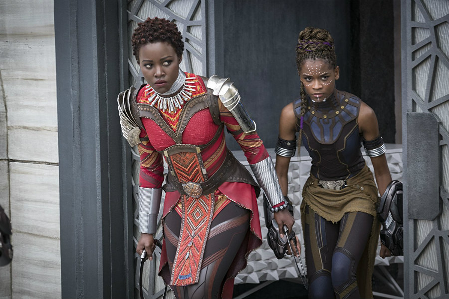 The Black Panther Movie: Women of Wakanda