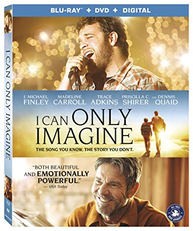 Buy The Movie I Can Only Imagine on Blu-ray
