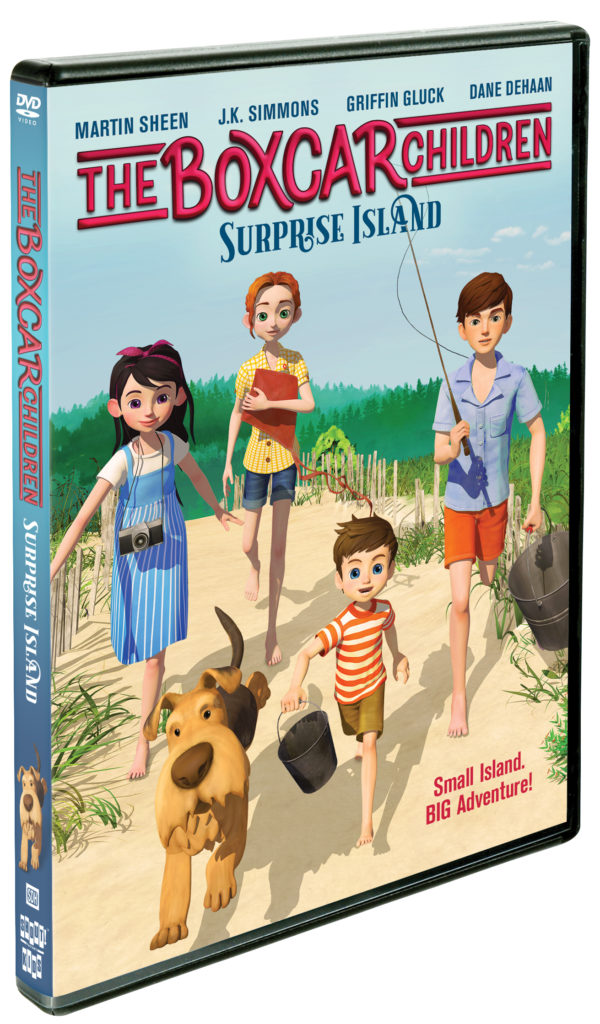 Buy The Boxcar Children Movie: Surprise Island on Blu-Ray DVD!