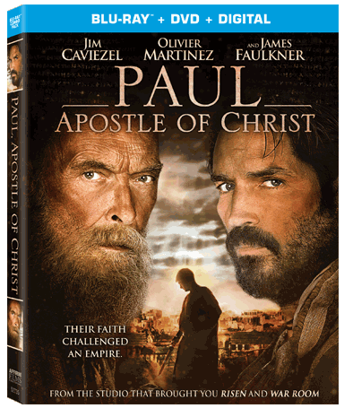 You Must See this New Paul Movie! Paul, Apostle of Christ