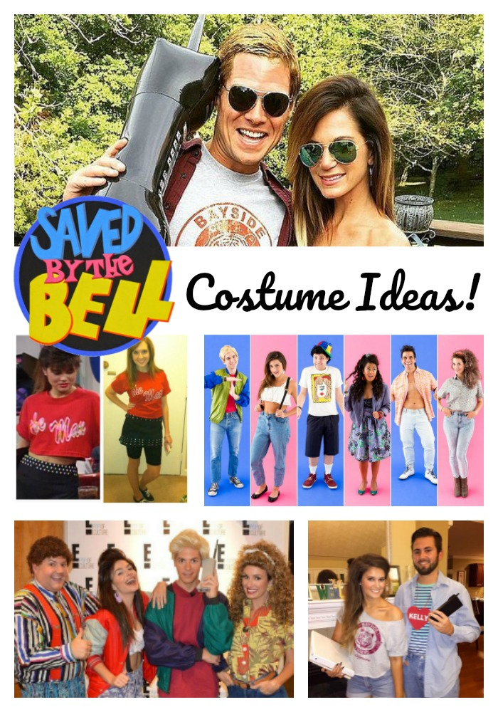 Easy Saved By The Bell Costumes and A Look at the Complete Collection