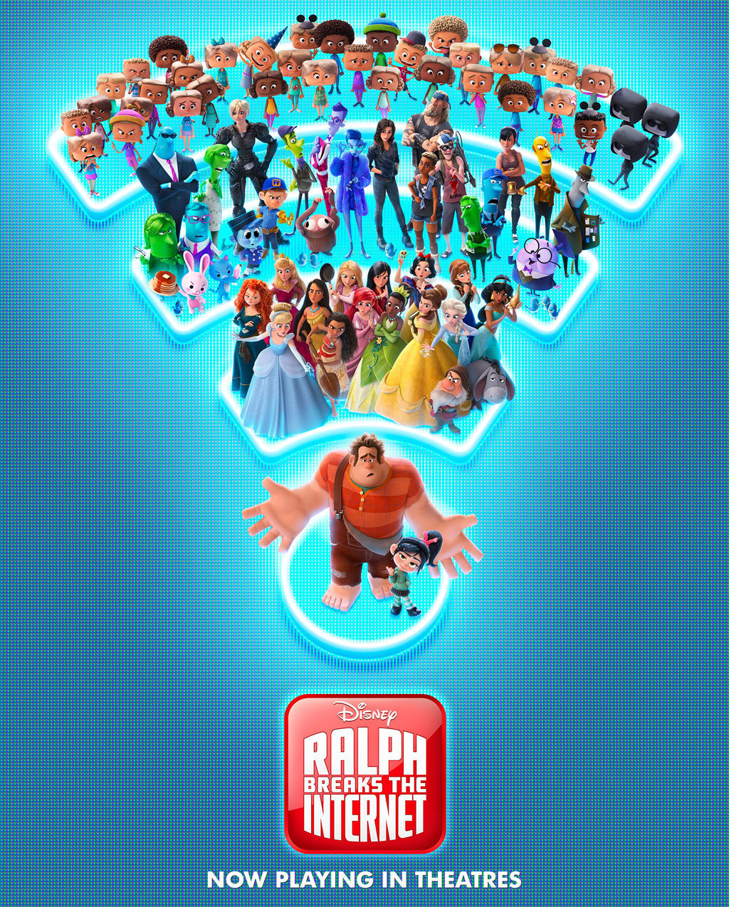 Wreck It Ralph Breaks The Internet Family Fun Kit Free