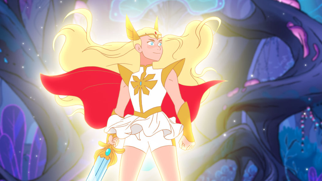 '80s Girl Power Icon: Netflix She-Ra and the Princess of Power