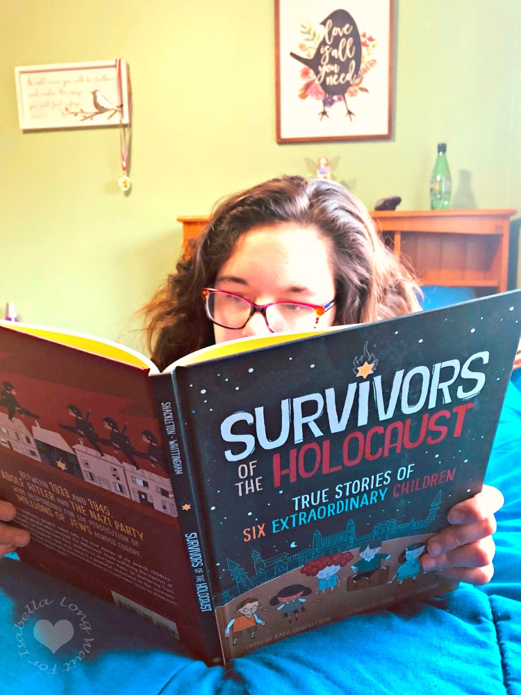 Holocaust Survivors Graphic Novel for Kids
