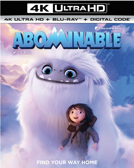 Abominable Blu-ray Movie