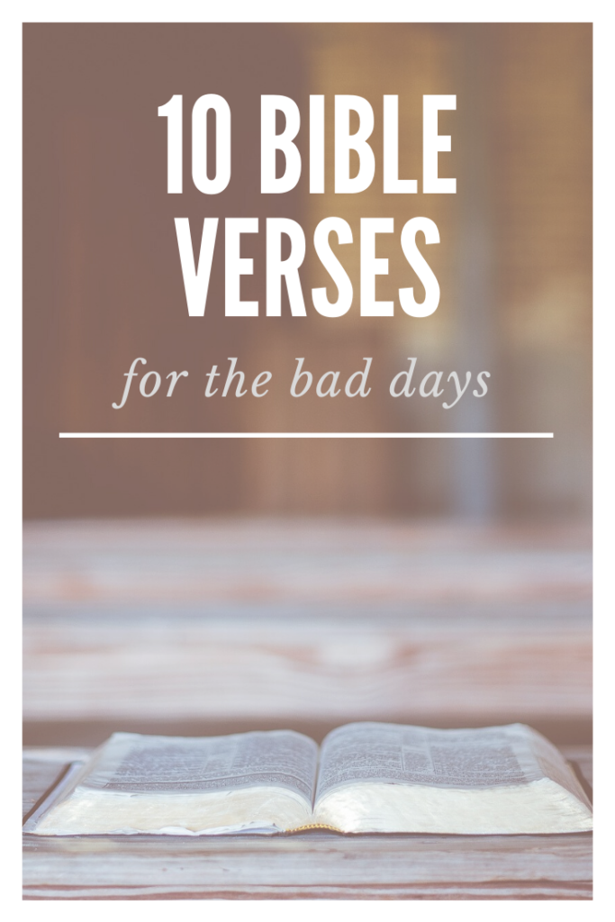 Trials and Tribulations Bible Verses