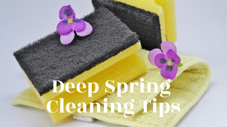 Deep Spring Cleaning Tips