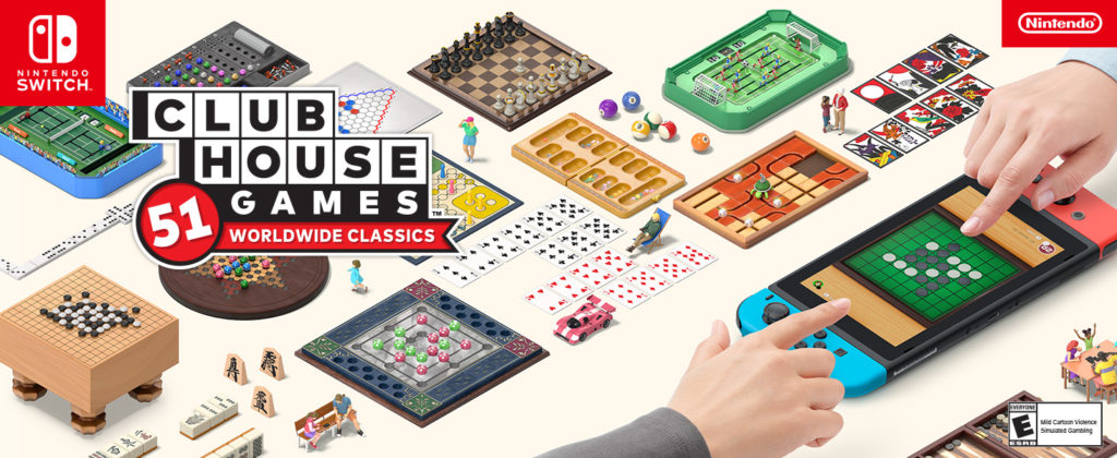 Nintendo Clubhouse Games