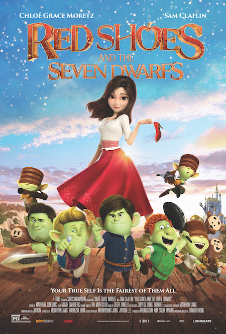 Red Shoes and the Seven Dwarfs Movie