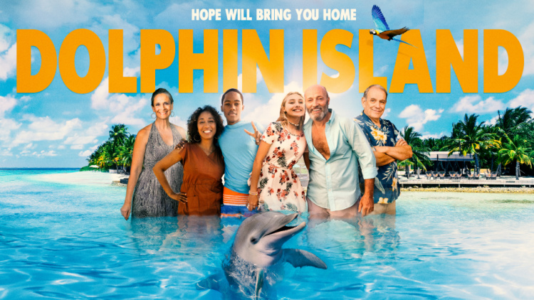 Dolphin Island Movie